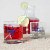 Beach House Glassware