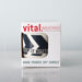 Vital Industries hand poured 100% natural soy wax candle box