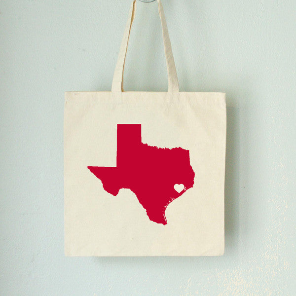 Custom State Love Promo Tote - Vital Industries