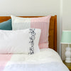 Bicycle Stripe Pillowcases - Set of 2