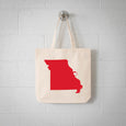 St. Louis Missouri State Tote Bag