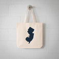 Cherry Hill/Camden New Jersey State Tote Bag