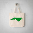 Charlotte North Carolina State Tote Bag