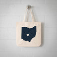 Columbus Ohio State Tote Bag