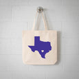 San Antonio Texas State Tote Bag