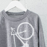 Toddler Bicycle Raglan