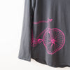 Women's Fixie Tee, Long Sleeve