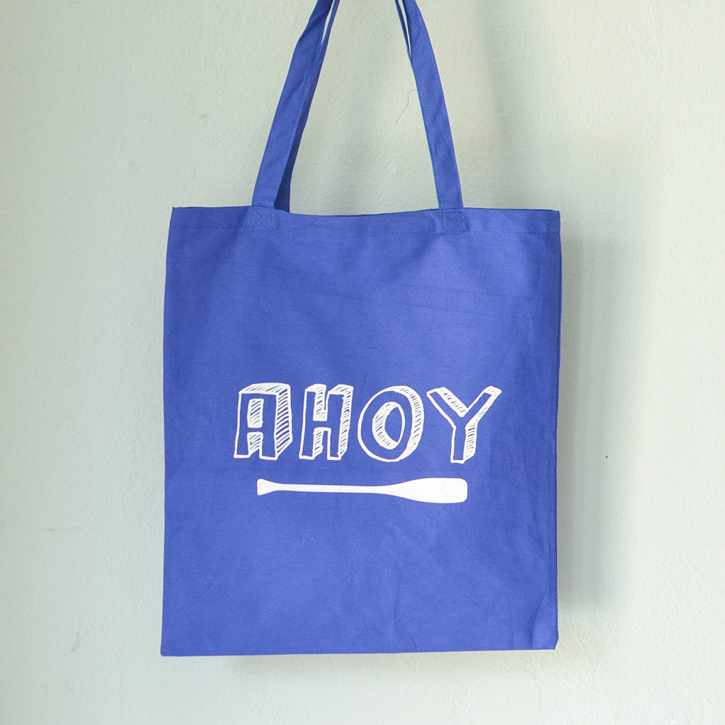 AHOY nautical tote