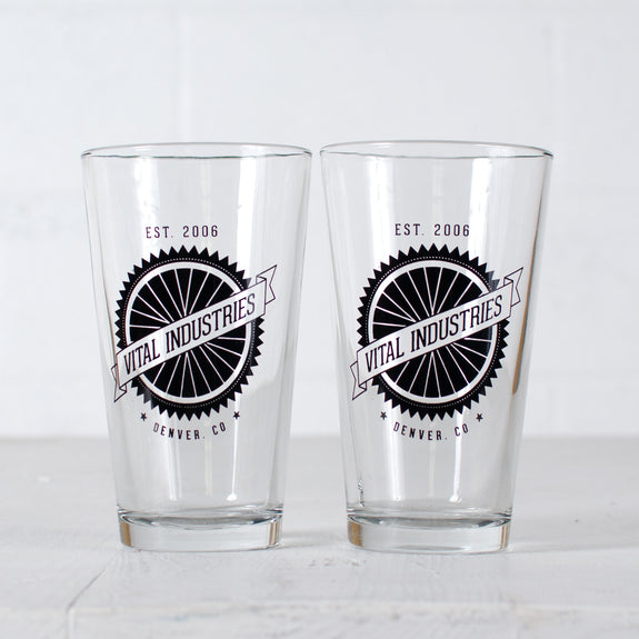 Customized Pints - Spokes