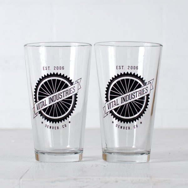 Customized Pints - Spokes - Vital Industries