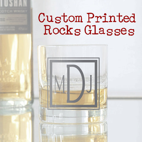 Custom Printed Glasses
