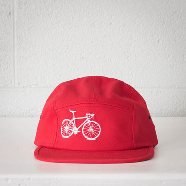 FINAL SALE Bicycle 5 Panel Hat - Vital Industries