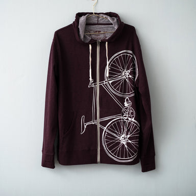 French Terry Midweight Fixie Hoodie - Vital Industries