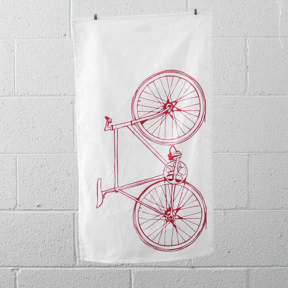 Fixie Cafe Towel
