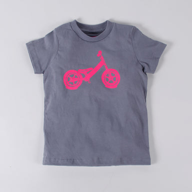 FINAL SALE Toddler Balance Bike Tee - Vital Industries kids bicycle t-shirt