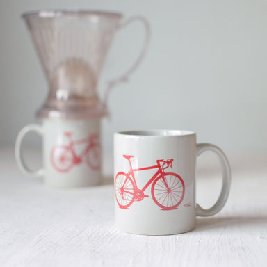 Double Bicycle Mug - Vital Industries