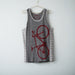 Road Bike Eco-Jersey Panel Tank Top - Vital Industries