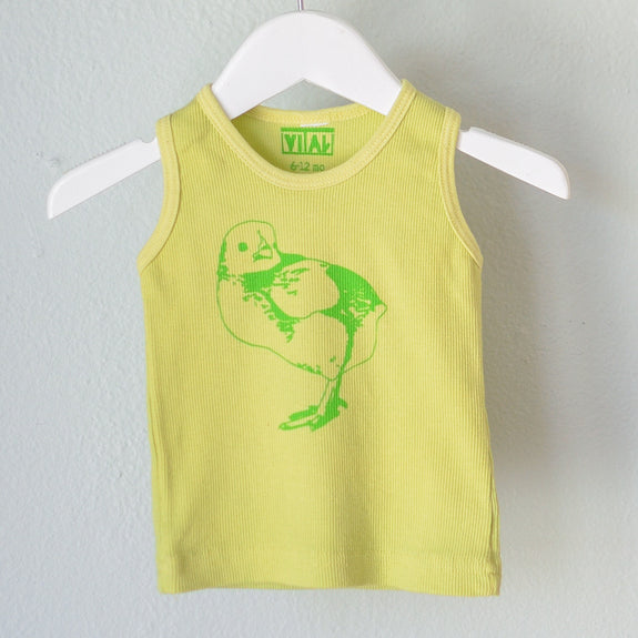 FINAL SALE Spring Chicken Tank