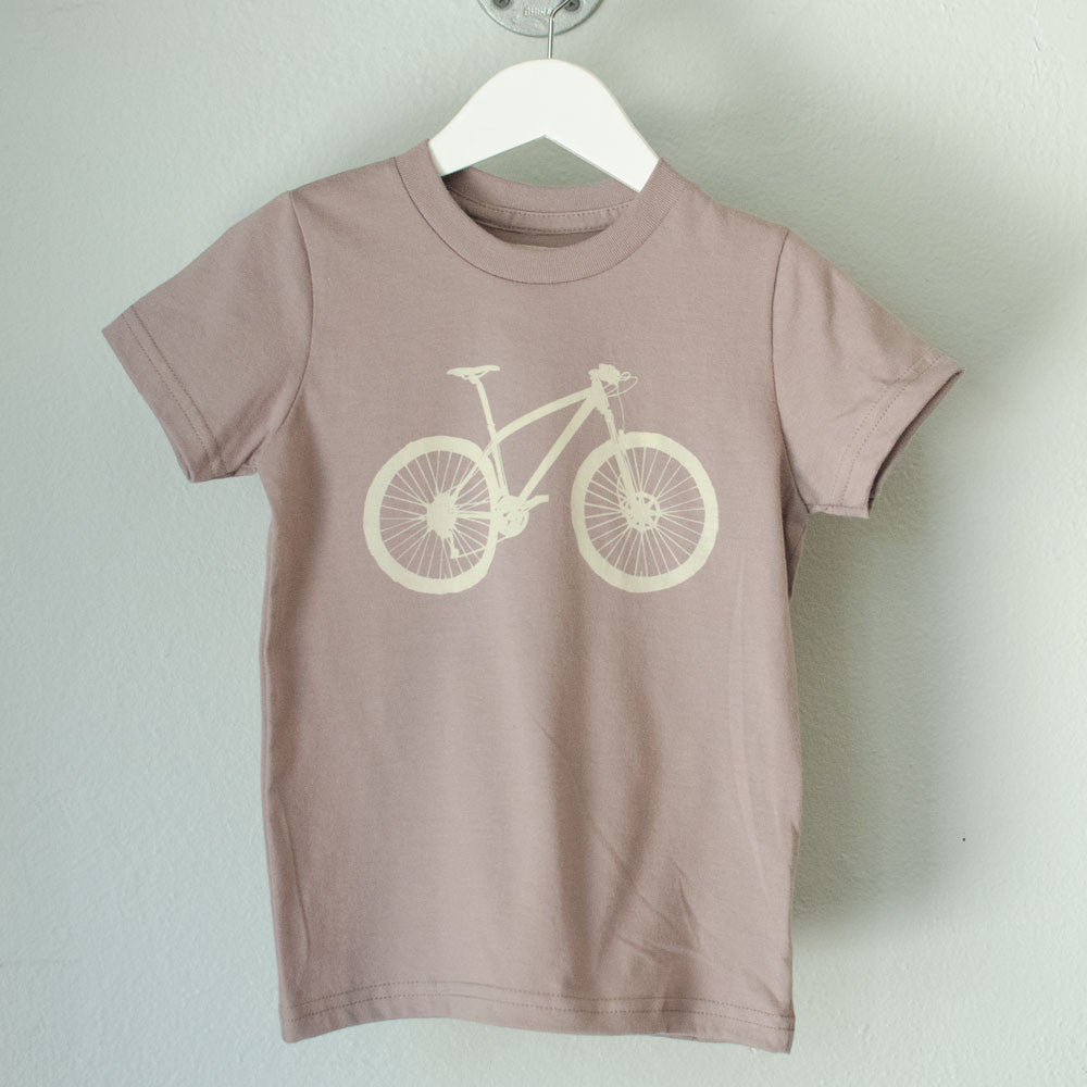 Mountain Bike Toddler Tee