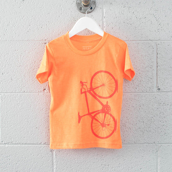 Neon Toddler Tee -  Bicycle