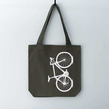 Olive Green Vital Bicycle Tote - Vital Industries