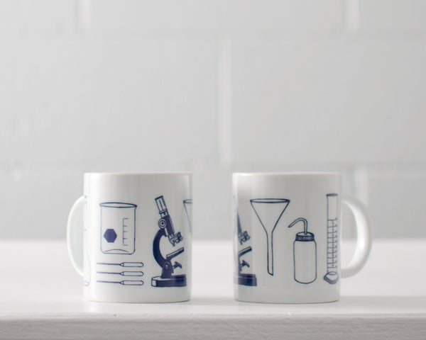 Science Tools Mug