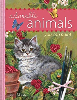Adorable animals you can paint