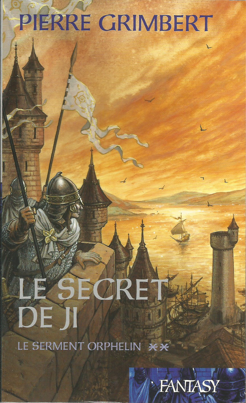 Le secret de JI T.2 - Le serment orphelin
