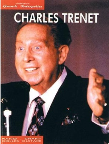Charles Trenet : Piano-chant-grilles guitare