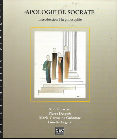 Apologie de Socrate : Introduction à la philosophie