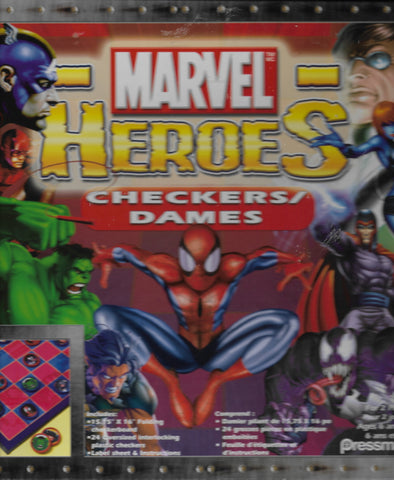 Dame / Checkers - Marvel Heroes