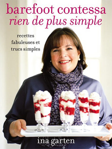 Barefoot contessa, rien de plus simple