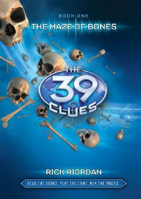 The 39 clues - The Maze of Bones #1