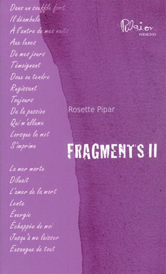 Fragments II