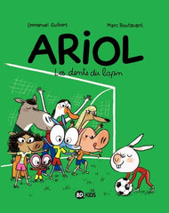 Ariol #9 - Les dents du lapin