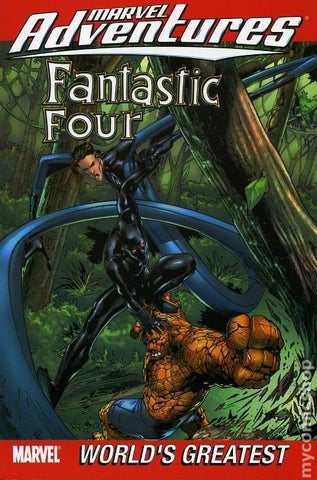 Fantastic Four : World's Greatest