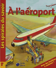 À l'aéroport