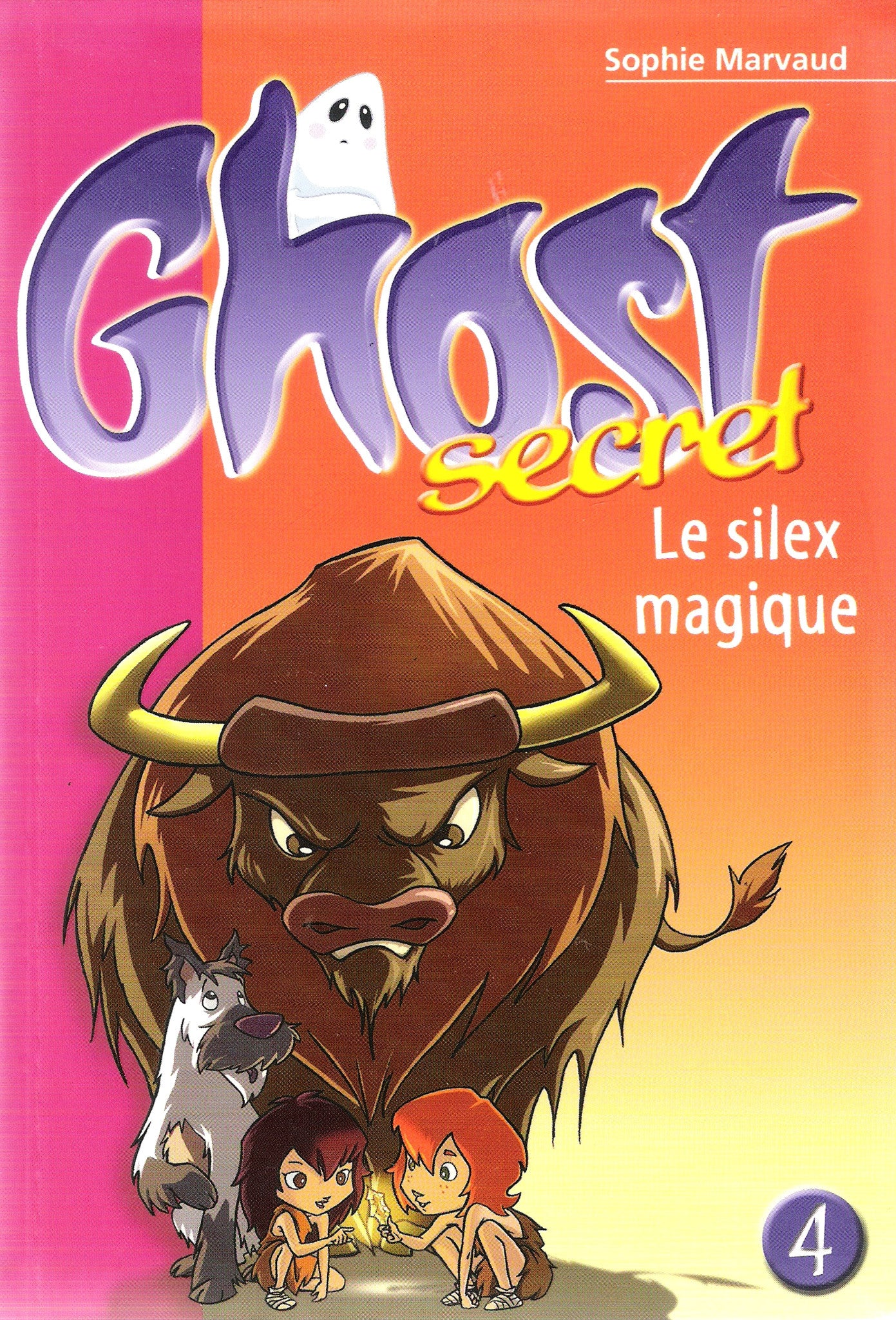 Ghost Secret #4 - Le silex magique