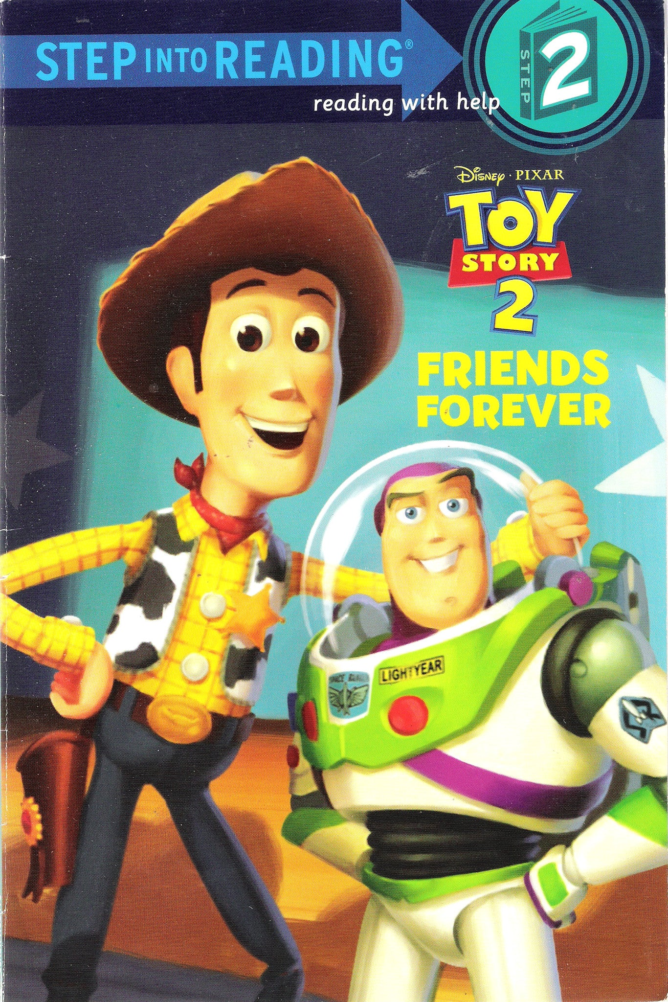Friends forever - Toy Story 2