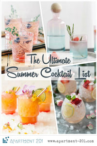 The Ultimate Summer Cocktail List