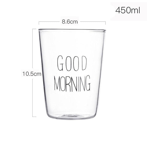 Morning Glass Cup - apt201