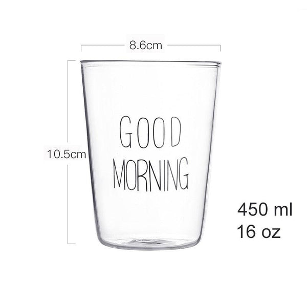 Morning Glass Cup - Apartment 201