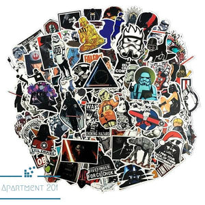 Star War Stickers - apt201