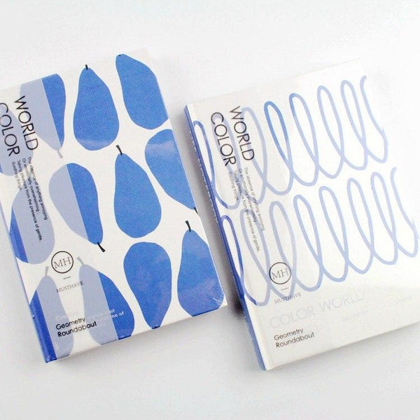 Blue Tone Personal Notebook - Apartment 201