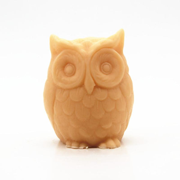 3D Owl Silicone Mold - apt201