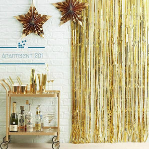 Bling Bling Party Backdrop - apt201