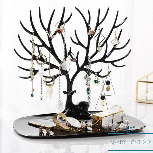 Deer Antler Jewelry Stand - Apartment 201