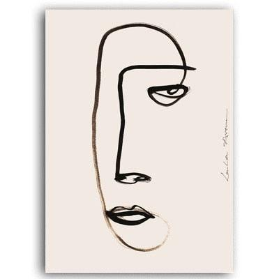 La Vie Canvas Wall Art - Apartment 201
