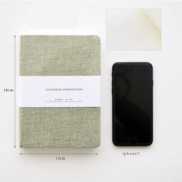 Fabric Covered Notebook - Apartment 201