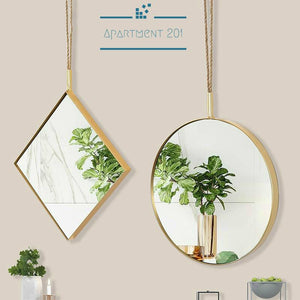 Americana Hanging Mirror - Apartment 201